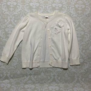 Oshkosh cardigan size 4t NWOT
